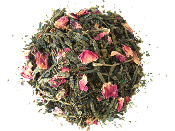"Tay Tea ""Kyoto"" Loose Leaf Blend - assorted-styles, caffeinated, coffee-teaware, green tea, kitchen-dining, loose-leaf-tea, organic, sweets-savories, Tay Tea, tea"