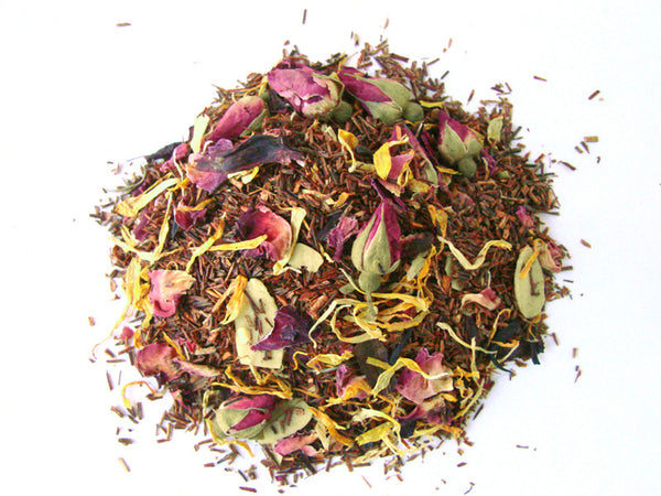 "Tay Tea ""Lover's"" Loose Leaf Tea Blend - assorted-styles, coffee-teaware, day, gift, gifts, herbal, herbal tea, kitchen-dining, loose-leaf-tea, mothers, non-caffeinated, organic, Rooibos, sweets-savories, Tay Tea, tea"