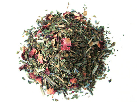 """Muse"" Loose Leaf Blend - assorted-styles, blend, blended, coffee-teaware, day, Gift, gifts, hand, herbal, herbal tea, kitchen-dining, leaves, loose-leaf-tea, mothers, non-caffeinated, organic, sweets-savories, Tay Tea, tea, teas, tisane"
