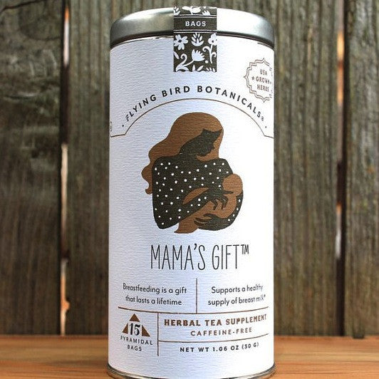 Flying Bird Botanicals Mama's Gift Tea - Bagged Tea - Shop Nectar - 1