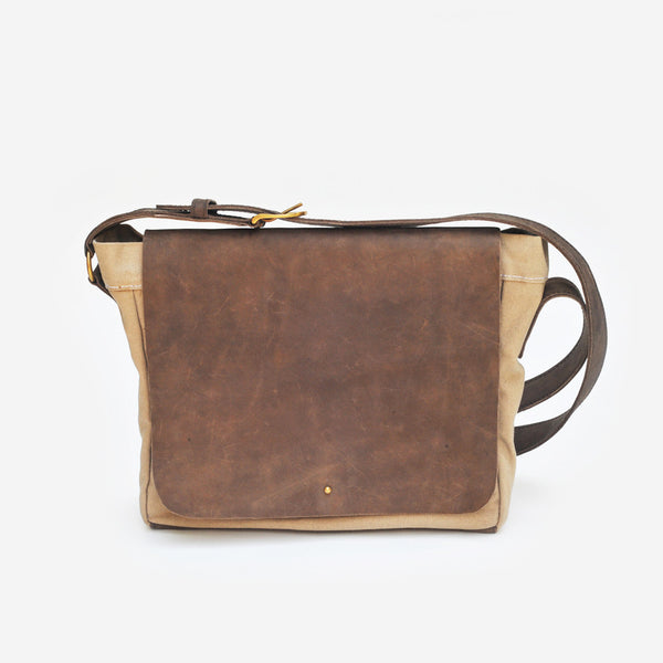 Meyelo Fair Trade Paka Messenger Bag - Bags - Shop Nectar
