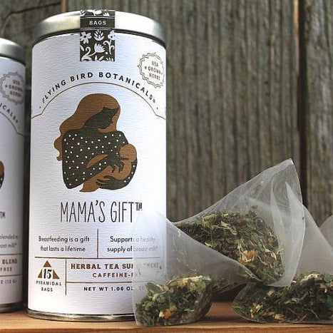 Flying Bird Botanicals Mama's Gift Tea - Bagged Tea - Shop Nectar - 2