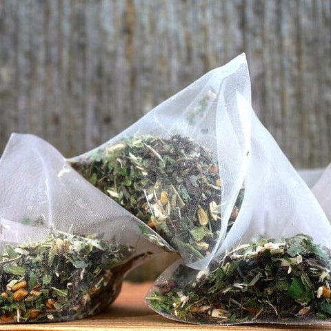 Flying Bird Botanicals Mama's Gift Tea - Bagged Tea - Shop Nectar - 3