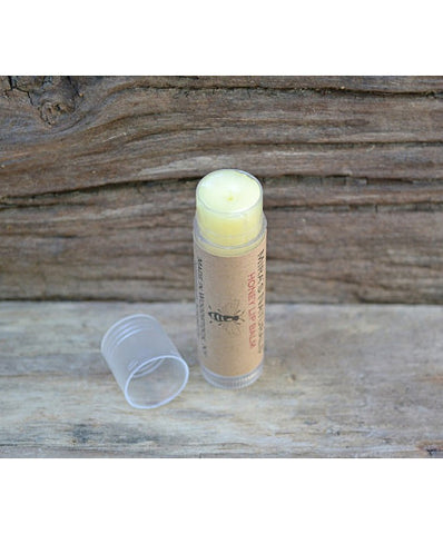 Mira's Naturals Beeswax Lip Balms - american-made, assorted-styles, bath-beauty, beauty-hair-care, Beeswax, lip-balms