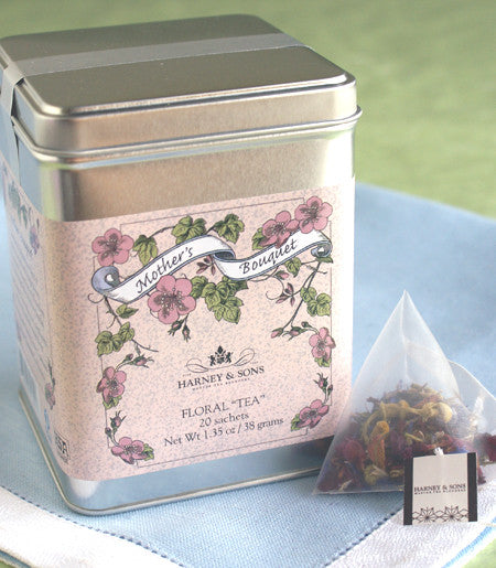 Harney & Sons Mother's Bouquet Tea - Bagged Tea - Shop Nectar