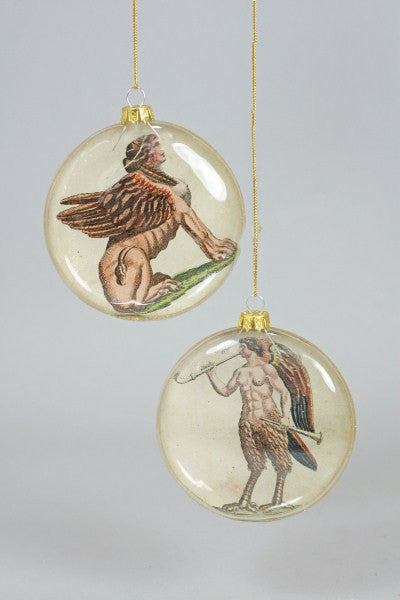 Mythological Christmas Ornament Set - Hanging Ornaments - Shop Nectar