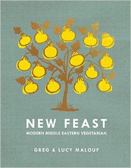 New Feast: Modern Middle Eastern Vegetarianism - Cookbooks - Shop Nectar