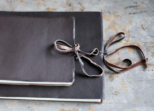 nkuku kubu leather fair trade photo album