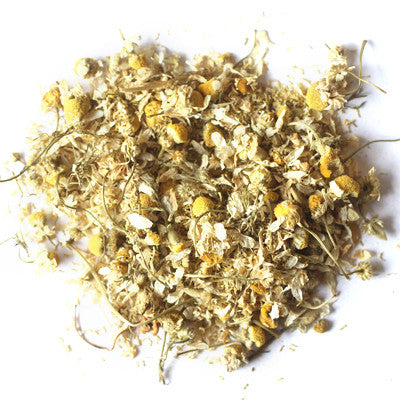 Organic Chamomile Loose Leaf Tea - Chamomile, coffee-teaware, Divinitea, Gift, herbal tea, kitchen-dining, loose-leaf-tea, non-caffeinated, organic, Staff Picks : Sweets & Savories, sweets-savories, tea