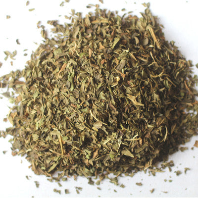 Organic Peppermint Loose Leaf Tea - coffee-teaware, Divinitea, Gift, herbal tea, kitchen-dining, loose-leaf-tea, non-caffeinated, organic, peppermint, Staff Picks : Sweets & Savories, sweets-savories, tea