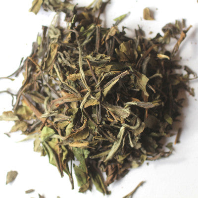 "Organic ""Pai Mu Tan"" Loose Leaf Tea - caffeinated, coffee-teaware, Divinitea, Gift, kitchen-dining, lightly caffeinated, loose-leaf-tea, organic, Staff Picks : Sweets & Savories, sweets-savories, tea, White Tea"