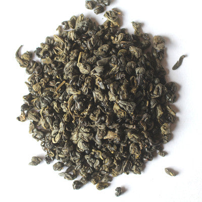 """Pinhead Gunpowder"" Loose Leaf Tea - caffeinated, coffee-teaware, day, Divinitea, Gift, gifts, green tea, kitchen-dining, loose-leaf-tea, mothers, organic, Staff Picks : Sweets & Savories, sweets-savories, tea"