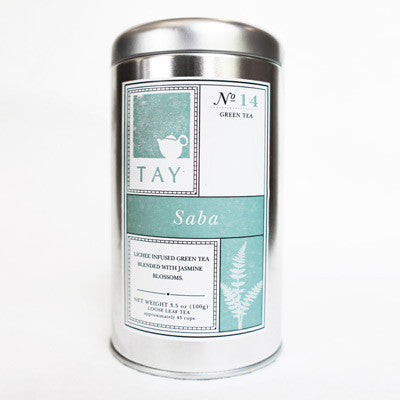 "Tay Tea ""Saba"" Loose Leaf Blend - Loose Leaf Tea - Shop Nectar - 2"