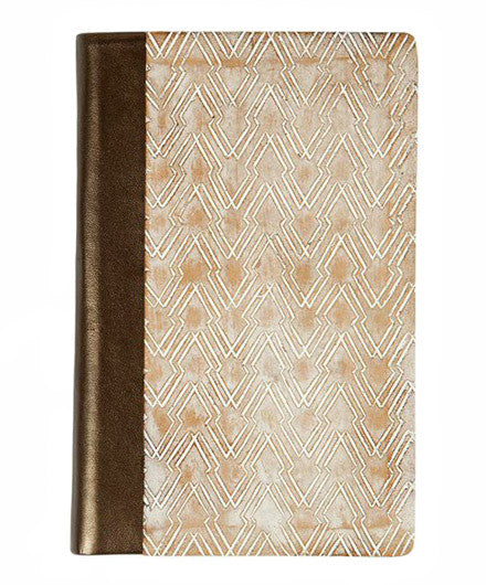 Raven and Lily Fair Trade Wood and Leather Bound Journal - Journals - Shop Nectar