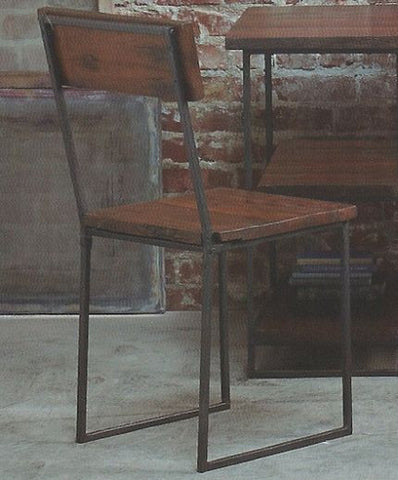 Roost Recycled Wood Chair - dining-chairs, furniture, Reclaimed, reclaimed-wood, recycled, Roost, seating, wood