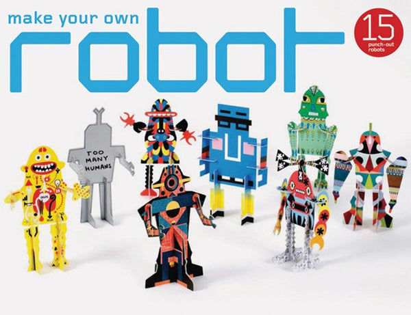 Make Your Own Robot - Activity Kits - Shop Nectar