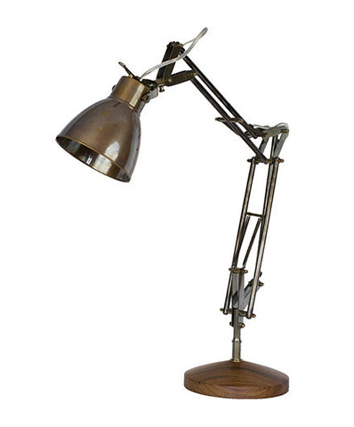 Roost Enzo Articulated Lamp - Table Lamps - Shop Nectar - 2