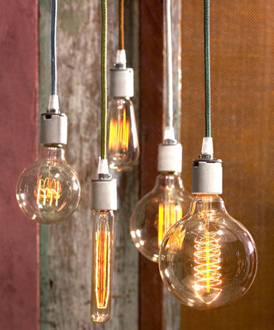 Roost Filament Light Bulbs - assorted-styles, bulbs, bulbs-supplies, Edison Bulbs, industrial, lighting, Roost