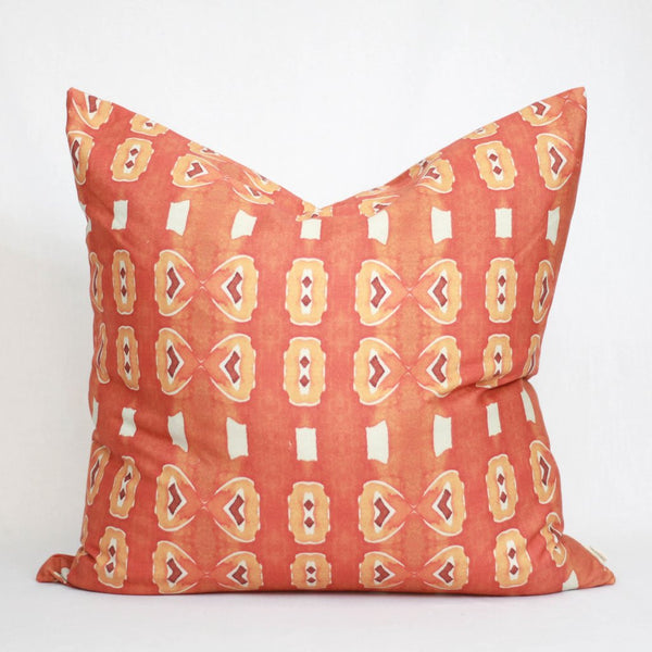 Santana Watercolor Pillow by bunglo