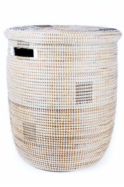Silver on White Fair Trade Sahara Hamper - Hampers - Shop Nectar - 1