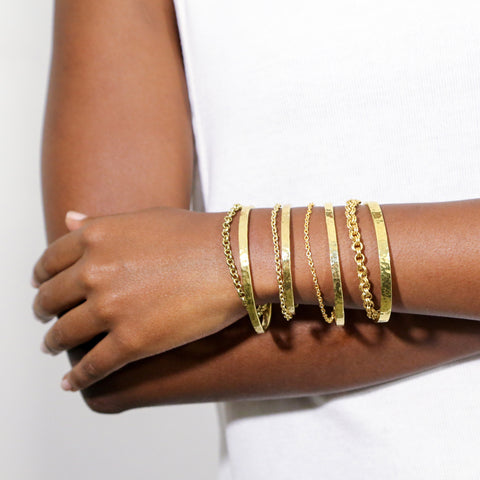 Soko Fair Trade Molongo Wrap Bracelet - bracelets, Bracelets & Cuffs, bracelets-bangles-cuffs, brass, fair-trade, jewelry, recycled, Soko, Wrap Bracelets