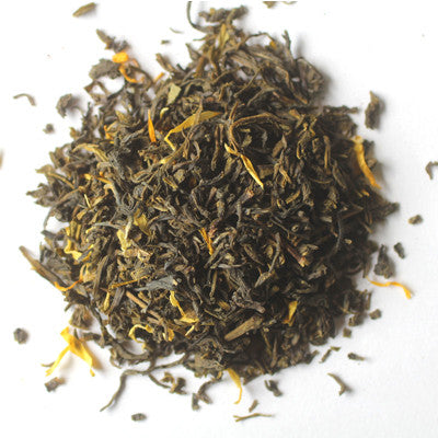 "Organic ""Tropical Green"" Loose Leaf Tea - caffeinated, coffee-teaware, Divinitea, Gift, green tea, kitchen-dining, loose-leaf-tea, organic, Staff Picks : Sweets & Savories, sweets-savories, tea"