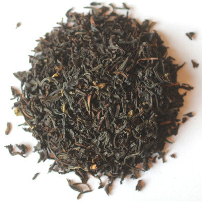 Organic Vanilla Black Loose Leaf Tea - black tea, coffee-teaware, Divinitea, Gift, kitchen-dining, loose-leaf-tea, organic, Staff Picks : Sweets & Savories, sweets-savories, tea