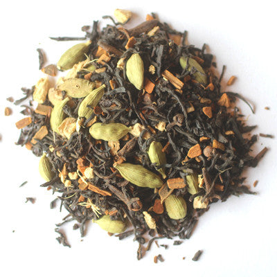 Vanilla Chai Loose Leaf Tea - caffeinated, coffee-teaware, Divinitea, Gift, kitchen-dining, loose-leaf-tea, Staff Picks : Sweets & Savories, sweets-savories, tea