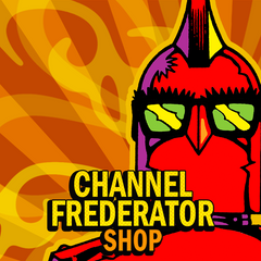 Channel Frederator Shop