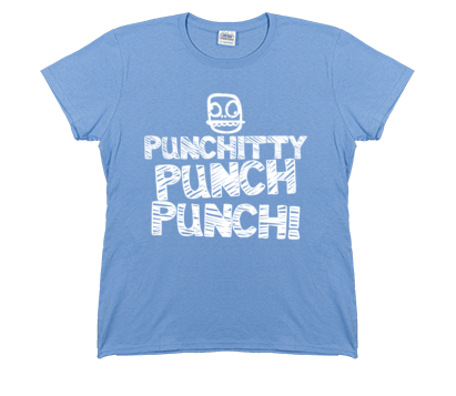 Women's Crunchlins Punchitty T-Shirt