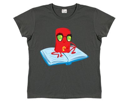 Fredbot Women's Bookbot T-Shirt