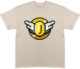 Super Coin Crew Men's Coin T-Shirt