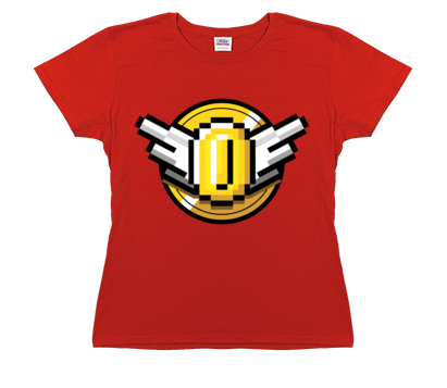 Super Coin Crew Women's Coin T-Shirt