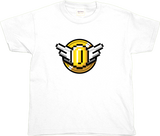 Super Coin Crew Youth Coin T-Shirt