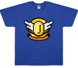 Super Coin Crew Men's Logo T-Shirt