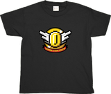 Super Coin Crew Youth Logo T-Shirt