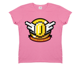 Super Coin Crew Women's Logo T-Shirt