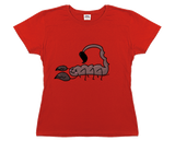 Japanese Scorpion (no text) [Women's Fit]