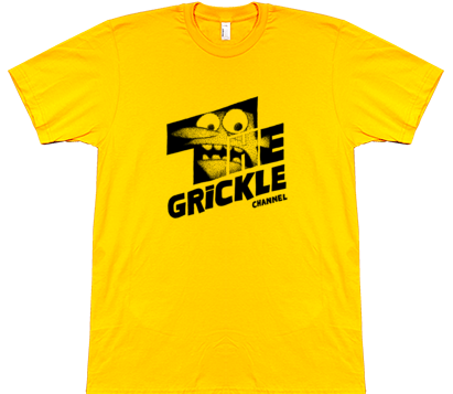 The Grickle Channel Shirt
