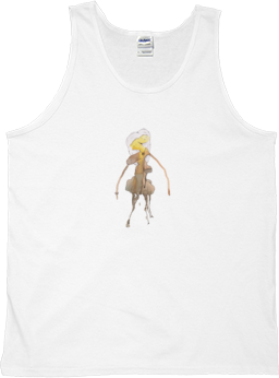 two headed lady tank