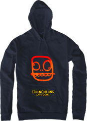Crunchlins Cartoons Wildfire Logo Hoodie (Pullover)