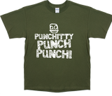 Unisex Crunchlins Punchitty Scribble T-Shirt