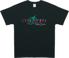 Chronexia and the Eight Seals - Logo