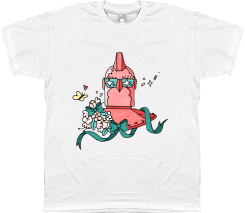 Bee and PuppyCat Fred Head Men's T-Shirt