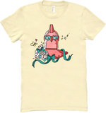Bee and PuppyCat Fred Head Women's T-Shirt