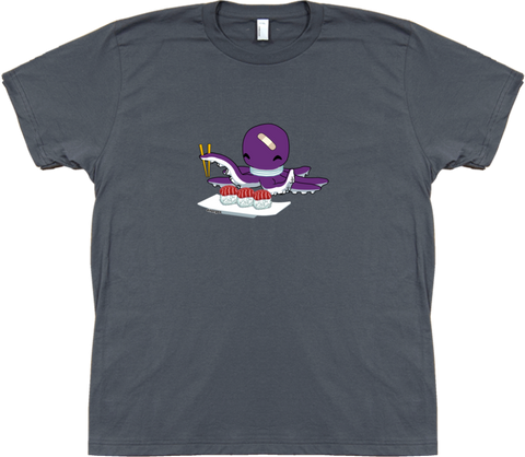 Octohook Sushi T-shirt