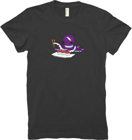 Octohook Sushi Women's T-shirt