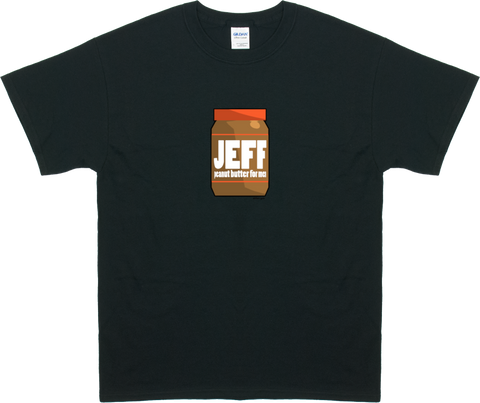 Jeff Peanut Butter T-shirt