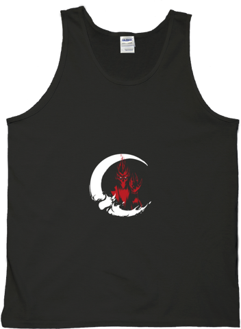 Castlevania - Dracula Over All - Men's Tank