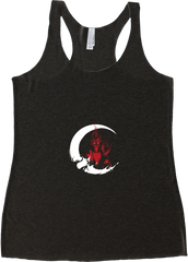 Castlevania - Dracula Over All - Women's Tank